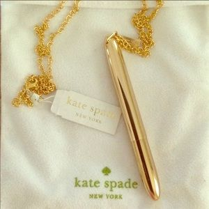Limited edition Rare Kate Spade necklace